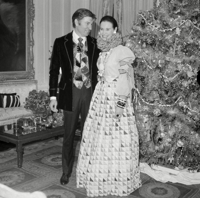 Глория Вандербилт и Уайетт Эмори Купер. / Фото: www.pinterest.com