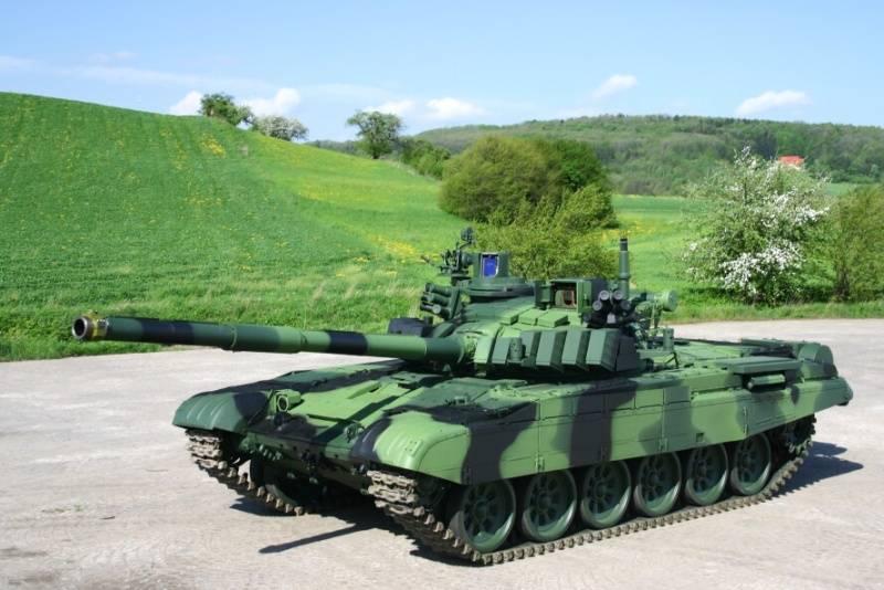 Состояние и перспективы танкового парка Чехии оружие