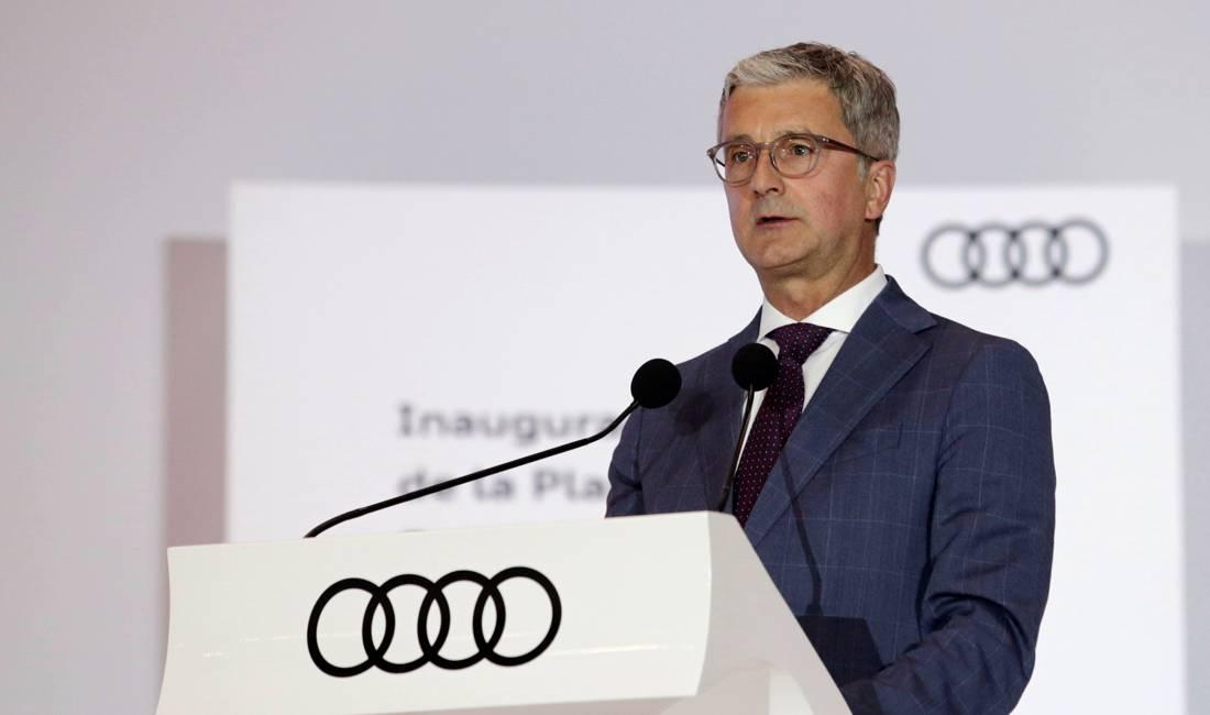 Гендиректора Audi задержали по делу о подделке данных о выбросах дизельных двигателей
