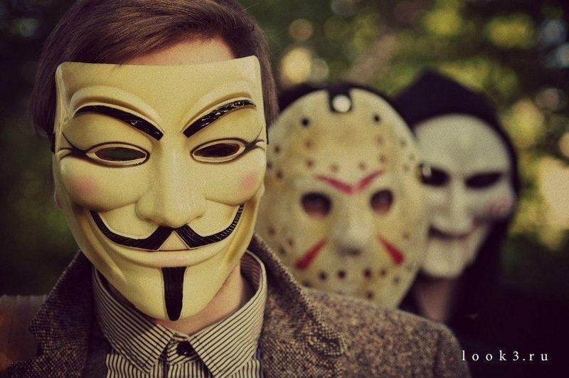 Почему мы носим маски…