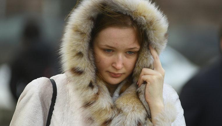 Порывы ветра в Московском ре…