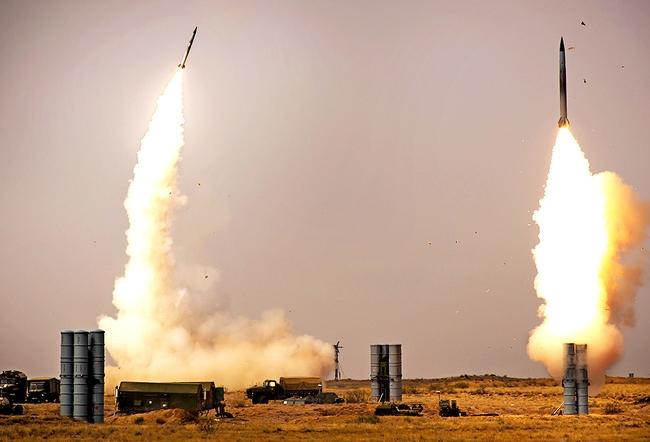 Стали известны интересные подробности учений ПВО Украины возле Крыма