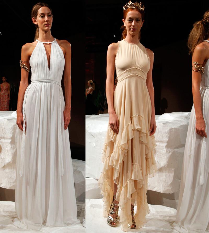 некоторых странах римский фасон платья фото особенным лаконичным стилем