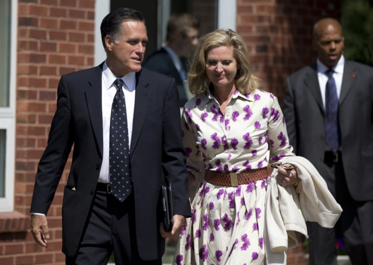 Ann Romney: If Mitt had been elected president, 'I do not believe there would have been an invasion in Ukraine'