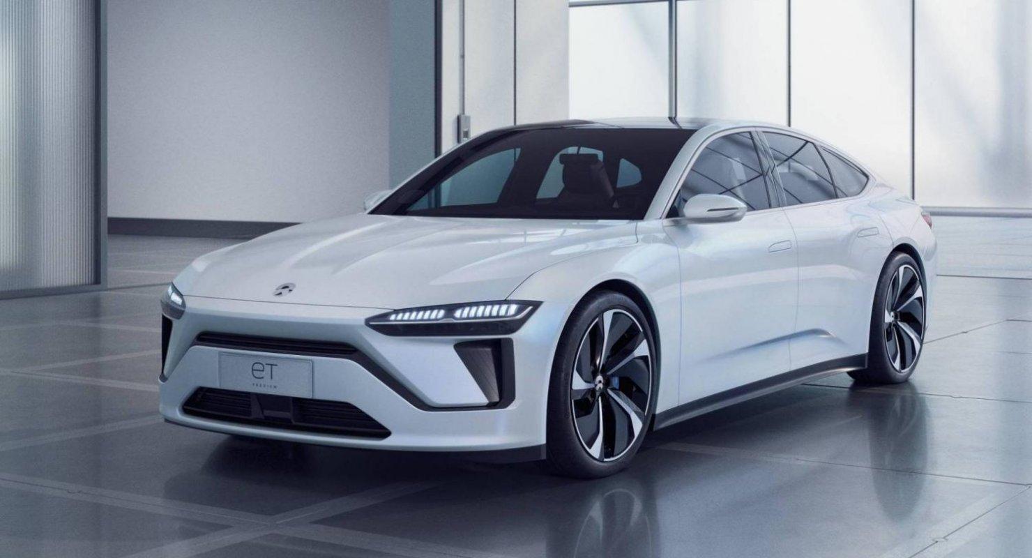 «Китайская Tesla» в два раза снизила убытки и показала рекордные продажи Автомобили