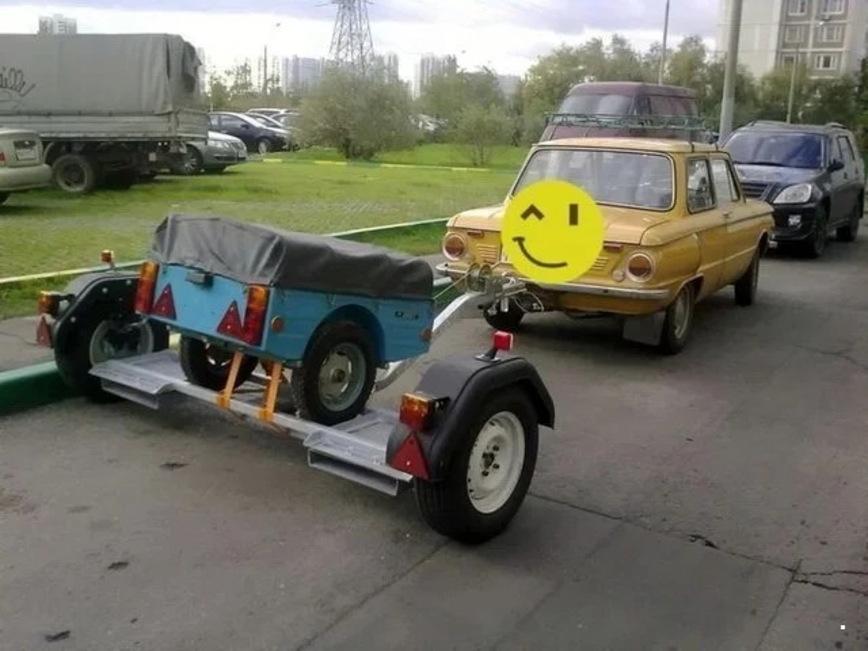 Фотографии забавных и креативных грузоперевозок авто и мото,автоновости,автоюмор