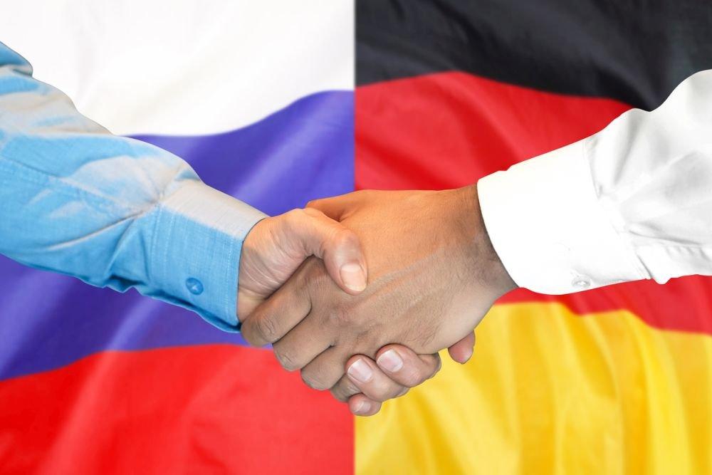 Немецкие СМИ рассказали о желании Германии сблизиться с Россией