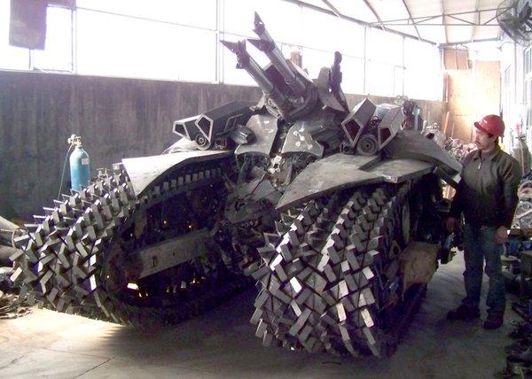 США: «Россия тайно разрабатывает полностью автономного боевого робота»