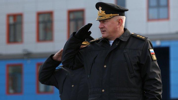 Герои, подводники, полярники: Что известно о новых командующих российского ВМФ вмф