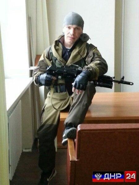 Украинские каратели запытали ополченца до смерти