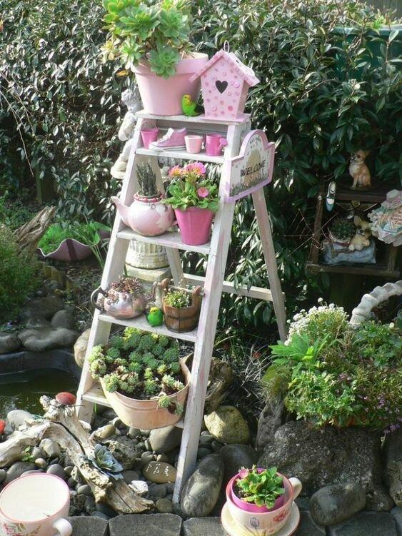 Как создать винтажный уголок в своем саду можно, только, предметы, старые, любом, предметов, старая, старых, старое, чтобы, сделать, смотрятся, найти, помойку, другие, старую, создания, Главное, идеей, очень
