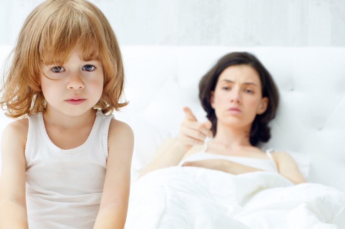 Ссора с ребенком: грубые оши…