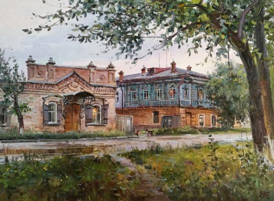 художник Алексей Ефремов картины – 23