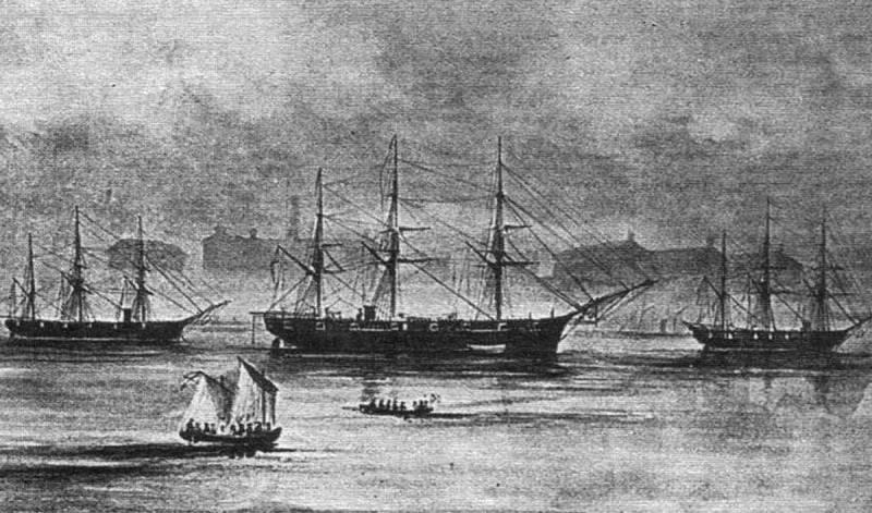 Как русский флот встал на защиту США