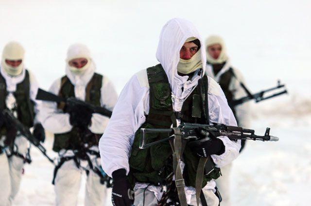 Зачем десантники ходят в лыжный поход?