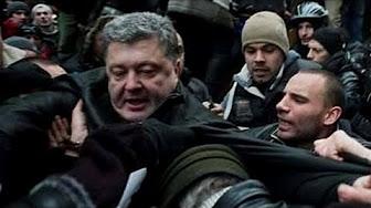 """Порошенко чуть не разорвали в Одессе: """"Бл**ь, прекрати войну!"""""""