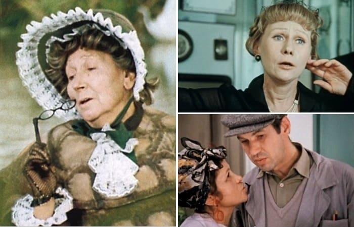 Королевы эпизодов советского кино