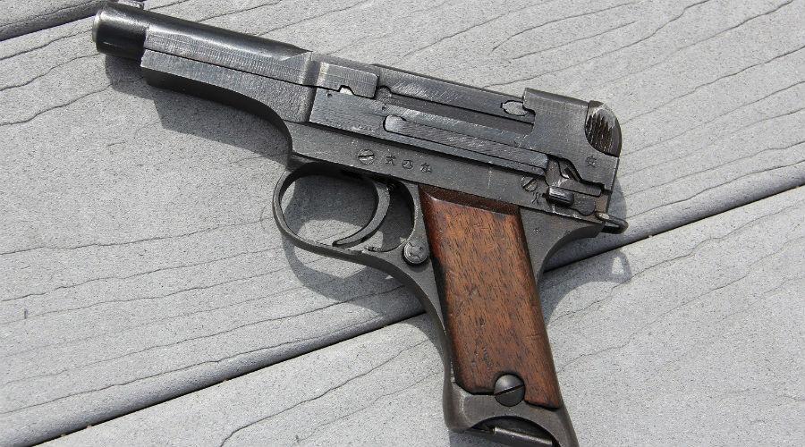 5 самых плохих пистолетов в истории
