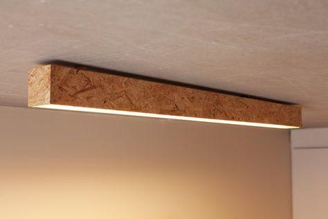8 необычных примеров применения OSB-плит в интерьере интерьер