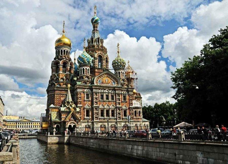 9-Храм Спас на Крови Исаакиевский собор, Самые красивые здания СПб, Санкт - Петербург