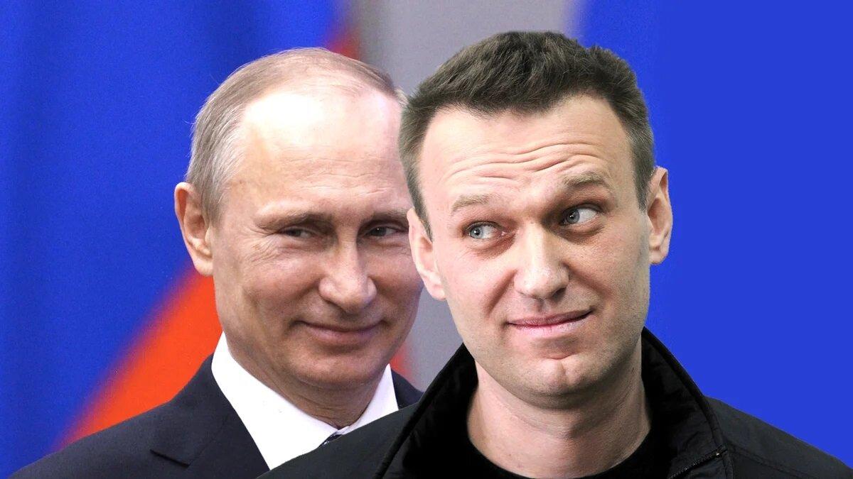 Навальный отправляется впуть задолжностью президента Политика