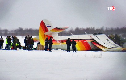 Следствие рассматривает три версии крушения самолета в Нарьян-Маре