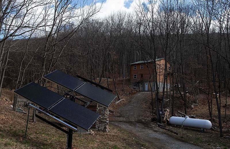 Бункер для выживания в Западной Вирджинии