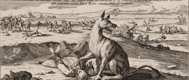 Жеводанский зверь, реликтовый террор на юге Франции
