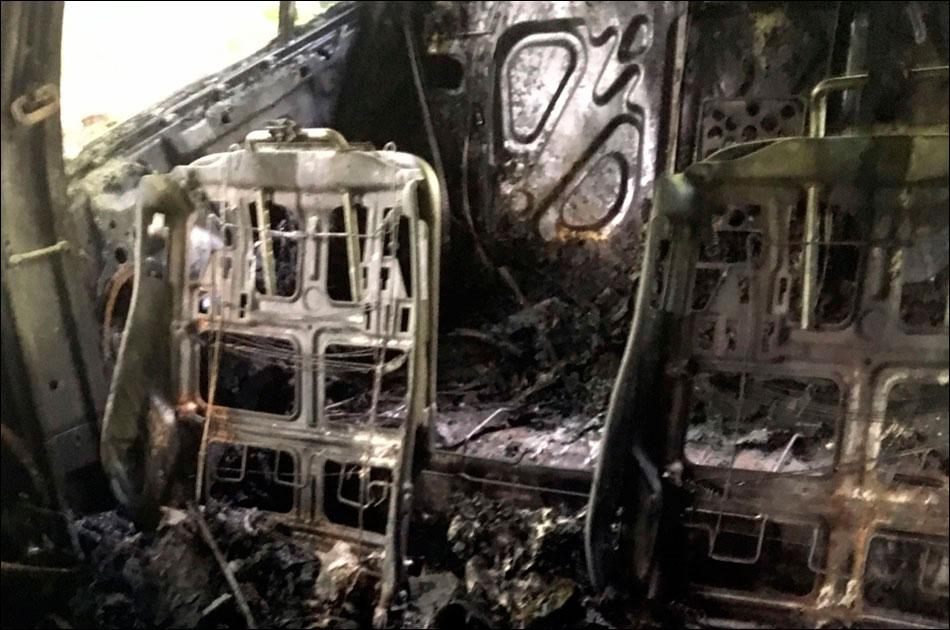 Теракт против машины Юлии Латыниной