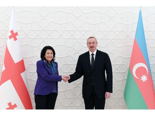Зурабишвили желает встретиться с Путиным и Эрдоганом геополитика