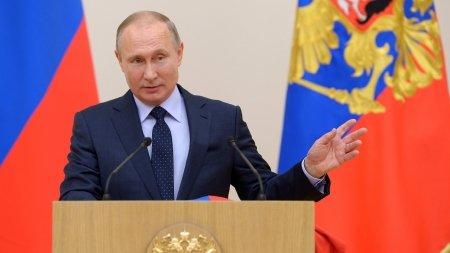 ФАС отреагировала на заявление Путина о высокой цене бензина в России