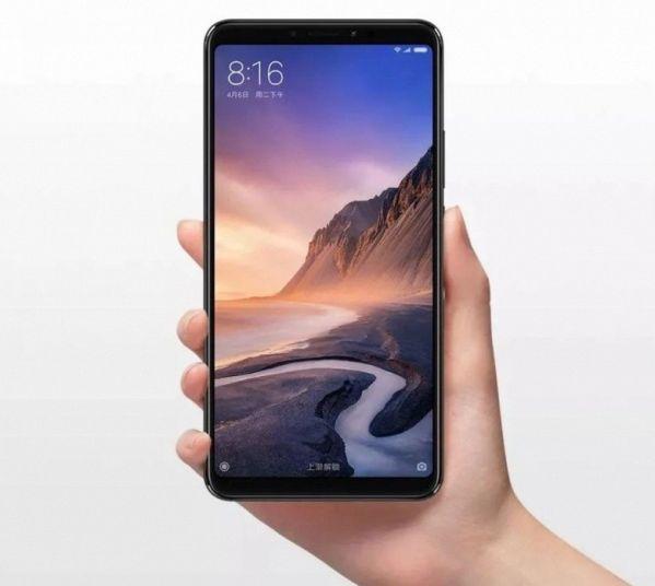 Смартфон Xiaomi Mi Max 3 ано…