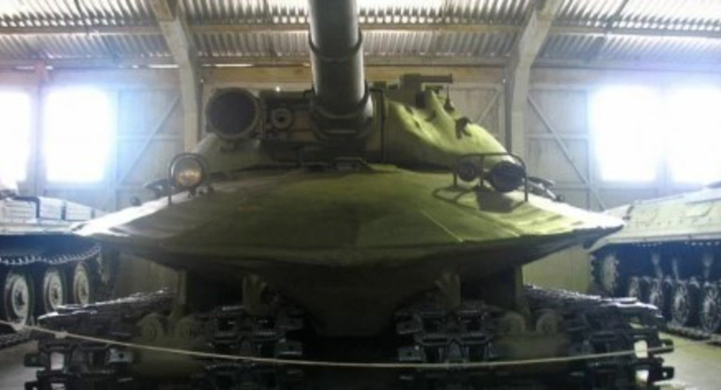 Объект 279: Советская тяжелая боевая машина. Единственный экземпляр уникального танка Автомобили