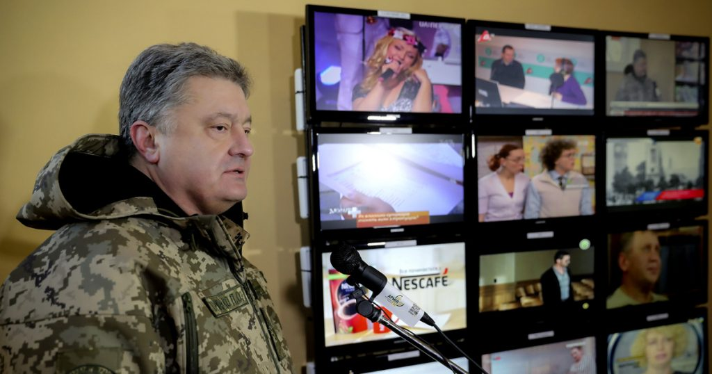 Украинцев заманивают и пугаю…