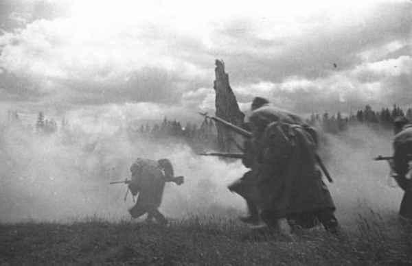 Почему солдат должен уметь стрелять не целясь