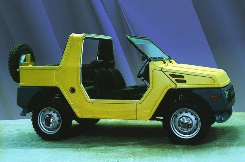 Серийные машины, которые выглядели даже лучше без дверей