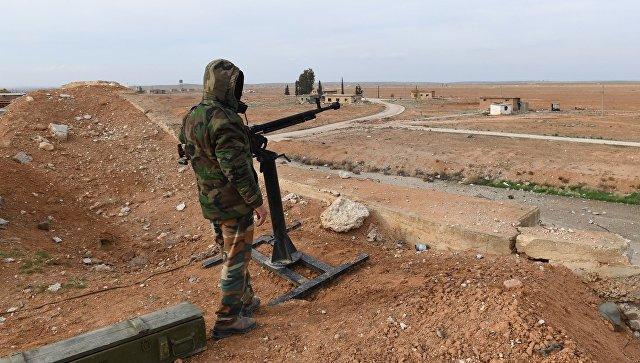 Последние новости Сирии. Сегодня 8 октября 2018