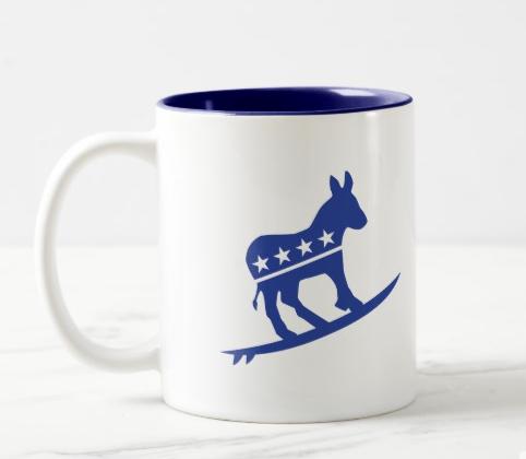 The Blue Wave Mug