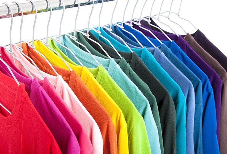 Как вернуть к жизни полинявшие вещи одежда,Советы,Вопросы