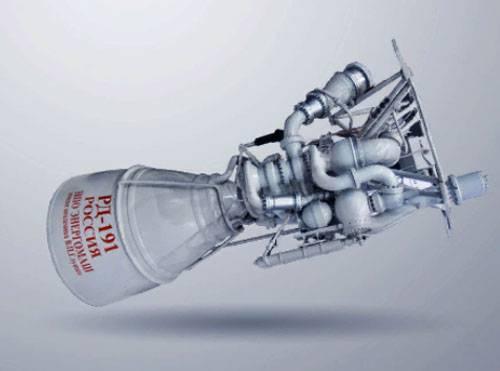 """На """"Энергомаше"""" опровергают наличие дефектов в РД-191"""