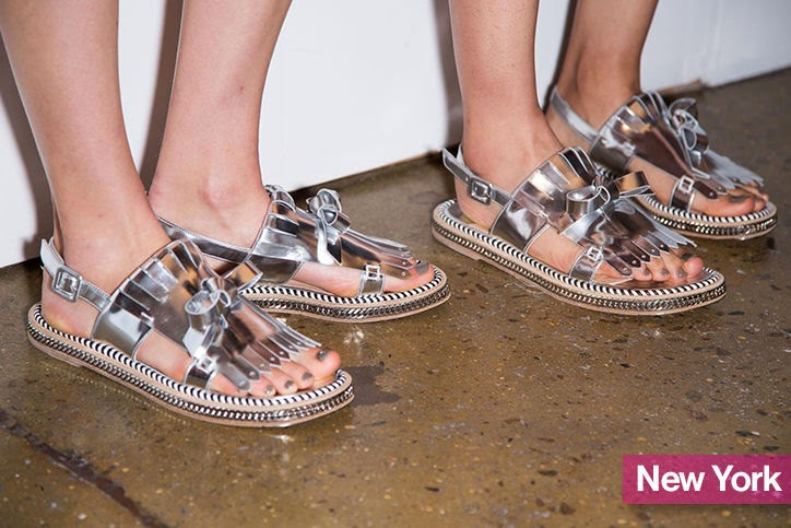 8ed615b77 Модная обувь весна-лето 2015