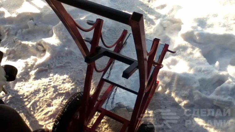 Как сделать тележку для сварочного полуавтомата