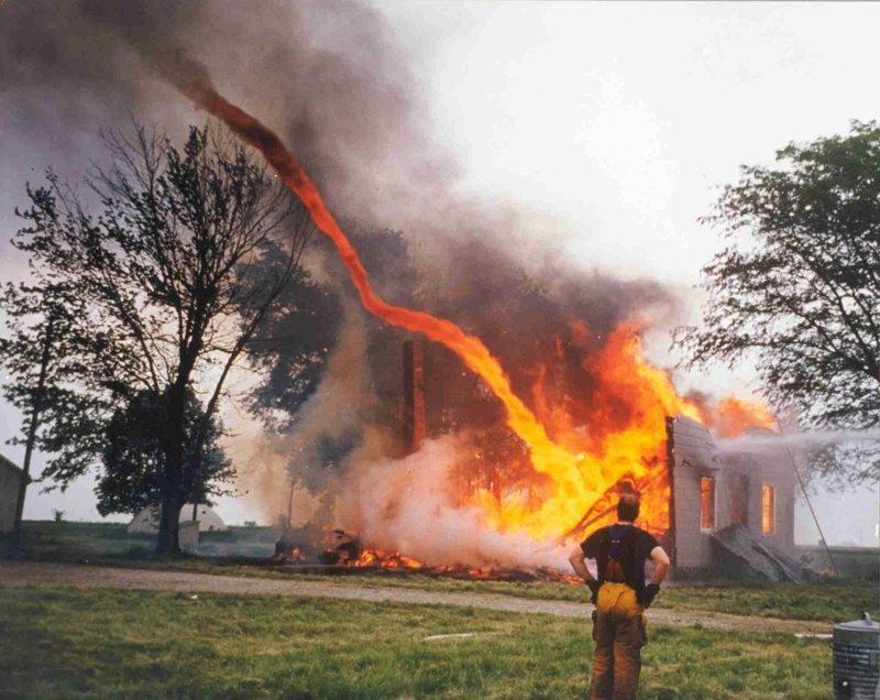Огненный вихрь природа, природные явления, удивительная природа