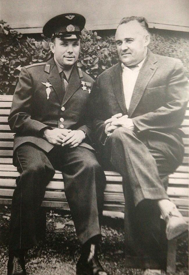 С Днем рождения, Юра! Лига историков, Фотография, Юрий Алексеевич Гагарин, 9 марта 1934, Длиннопост