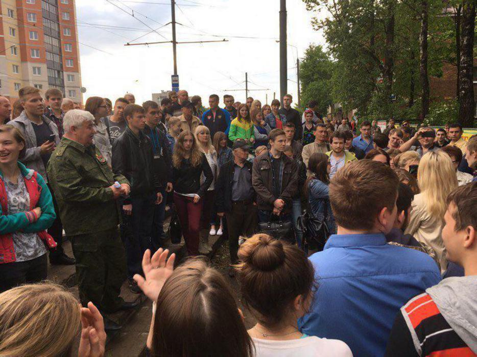 Жители Смоленска выступили против открытия штаба Навального в городе