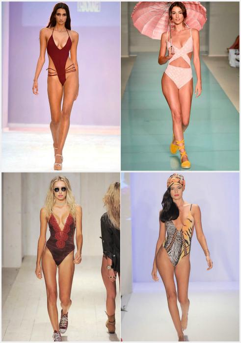 15 моделей купальников, которые помогут стать королевой пляжа в этом году