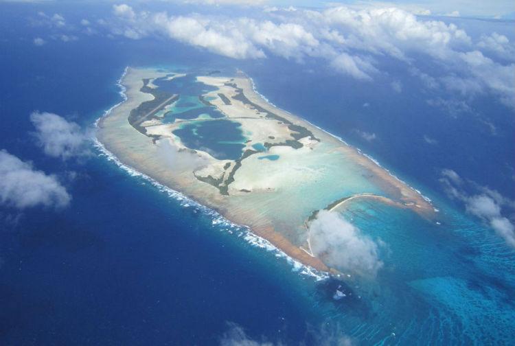10 странных островов, которых точно нет в туристических путеводителях путешествие,туризм