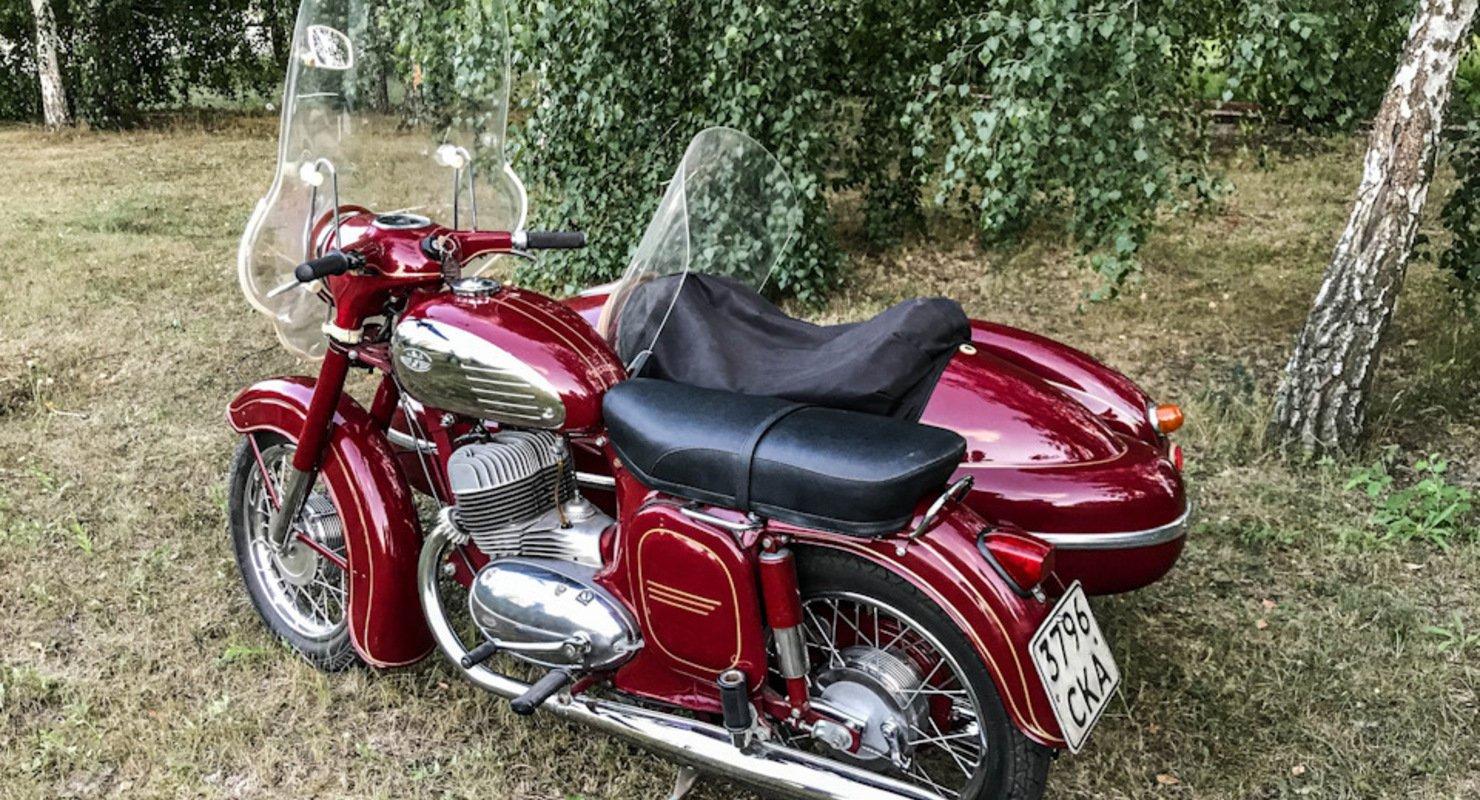 """Чем отличались чехословацкие мотоциклы """"Старушка"""" и """"Вишневка""""? Исследования"""