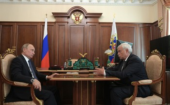 С какими губернаторами провел встречи за неделю Путин