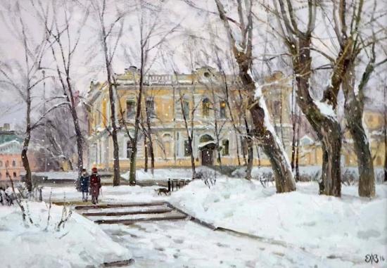 художник Алексей Ефремов картины – 22